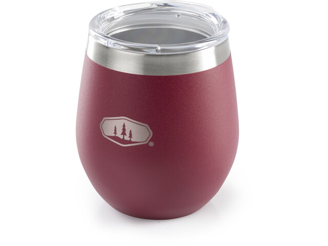 GSI Glacier Stainless Glass 237ml cabernet